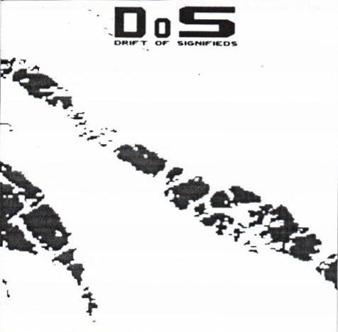 Drift of Signifieds - DoS sleeve